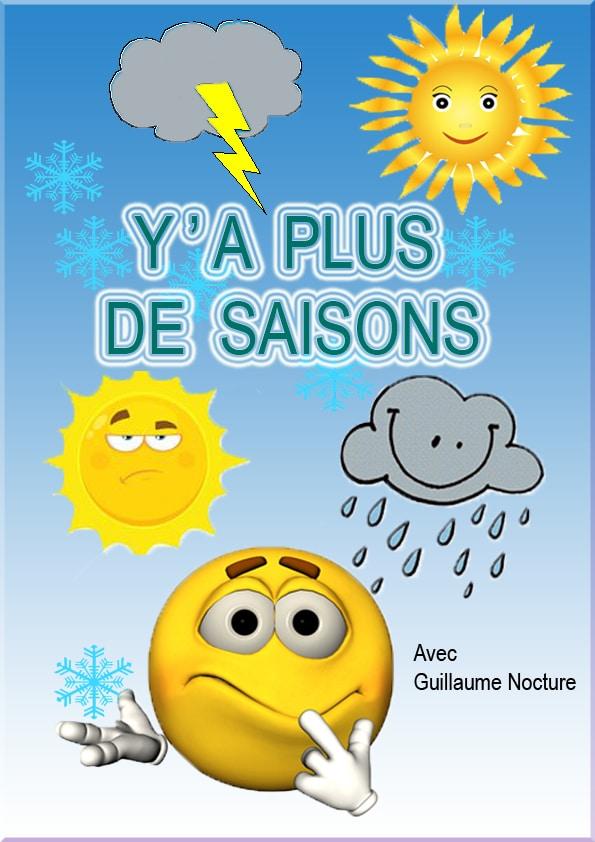 Affiche y'a plus d'saisons