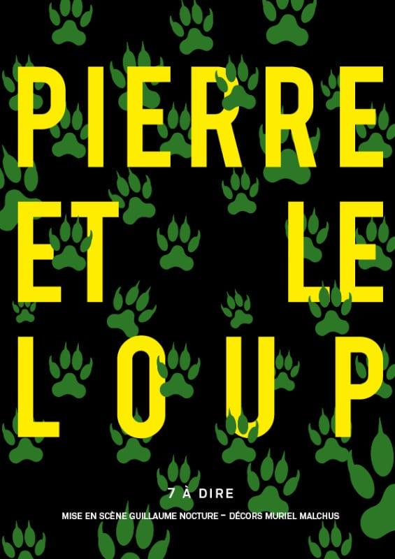affiche de Pierre et le Loup