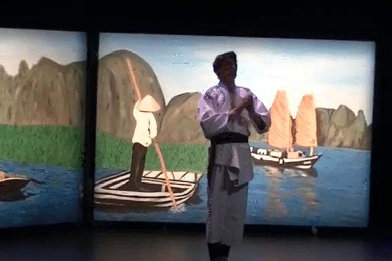 le karateka